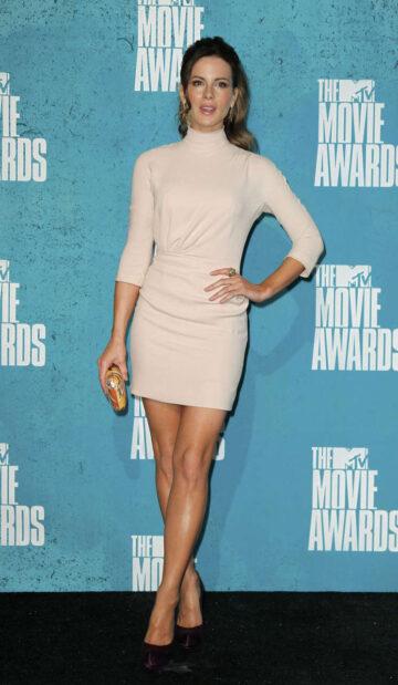 Kate Beckinsale Mtv Movie Awards 2012 Universal Studios Los Angeles