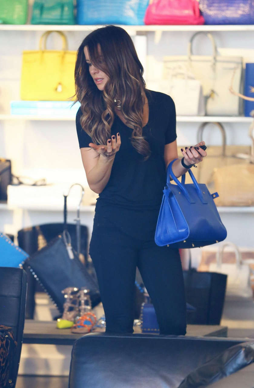 Kate Beckinsale Out Shopping Los Angeles