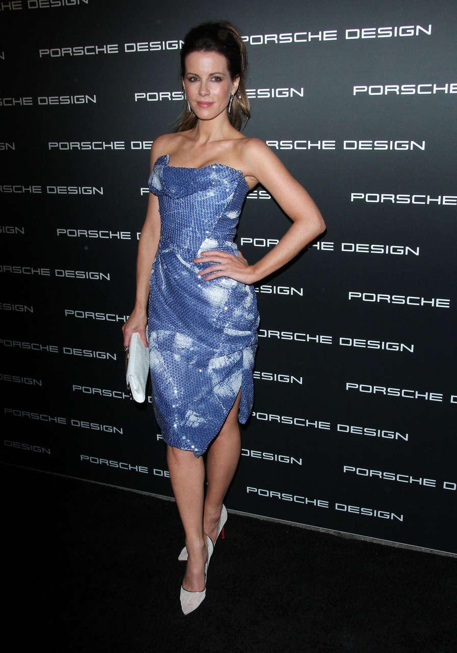 Kate Beckinsale Porsche Design 40th Anniversary Celebration Los Angeles