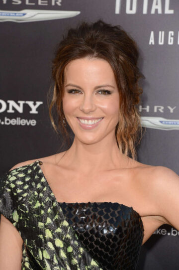Kate Beckinsale Total Recall Premiere Hollywood
