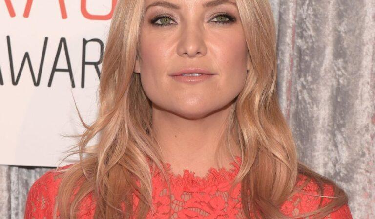 Kate Hudson Iwmf Courage Journalism Awards Beverly Hills (8 photos)
