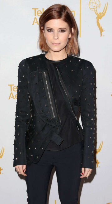 Kate Mara 66th Emmy Awards Outstanding Casting Nominees Celebration