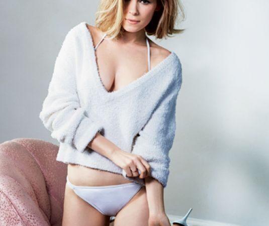 Kate Mara Gq Magazine March 2014 Issue (8 photos)