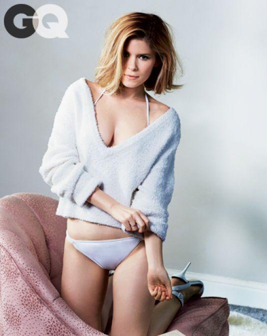 Kate Mara Gq Magazine March 2014 Issue