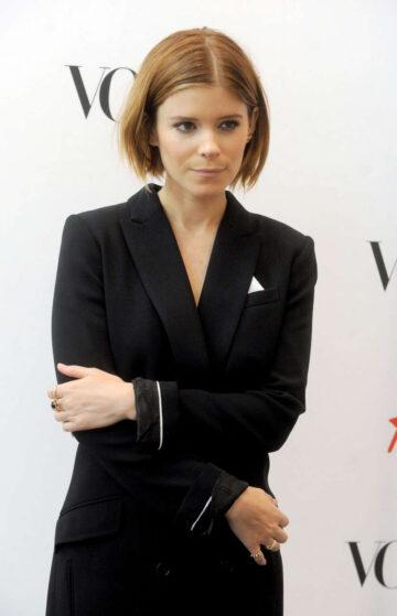 Kate Mara H M Vogue Panel Discussion New York