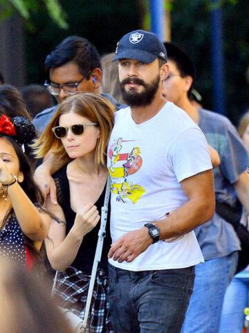 Kate Mara Shia Labeouf Disneyland Anaheim