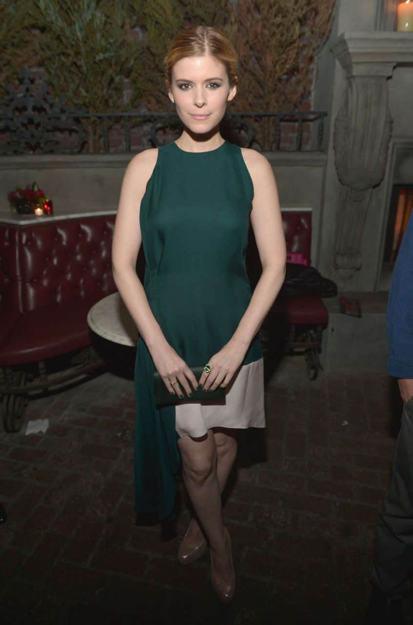 Kate Mara Vanity Fair Fiat Young Hollywood Party Los Angeles