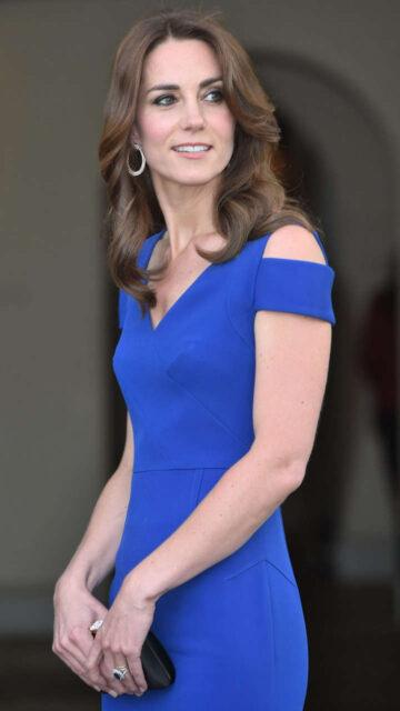 Kate Middleton Sport Aid 40th Anniversary London