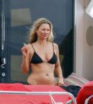 Kate Moss Bikini Yacht Spain