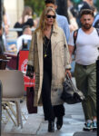 Kate Moss Out New York