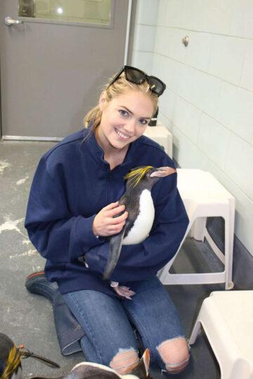 Kate Upton Detroit Zoo
