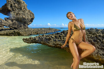 Kate Upton In Si Swimsuit 2017