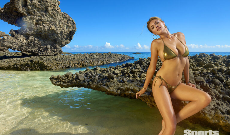 Kate Upton In Si Swimsuit 2017 (1 photo)