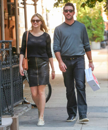 Kate Upton Out About New York