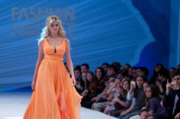Kate Upton Runway Fashion Show Mexico City