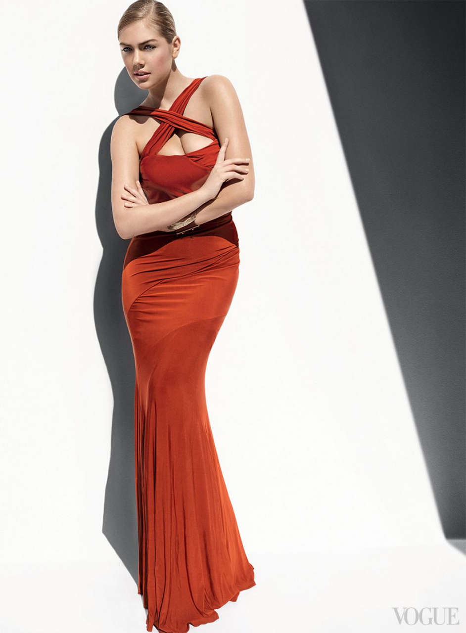 Kate Upton Vogue Magazine April 2014 Issue
