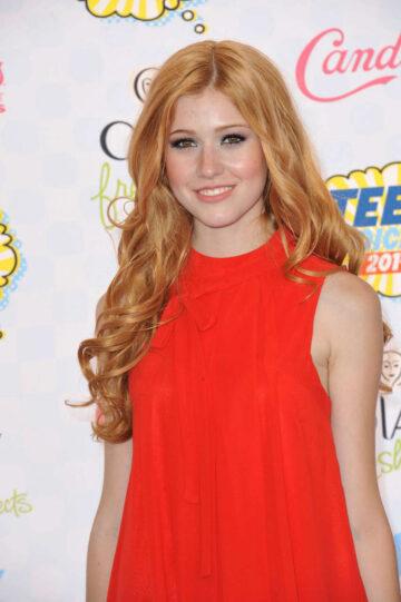 Katherine Mcnamara Teen Choice Awards 2014 Los Angeles