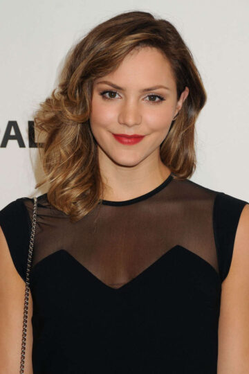 Katherine Mcphee Fall Tv Preview Party Beverly Hills