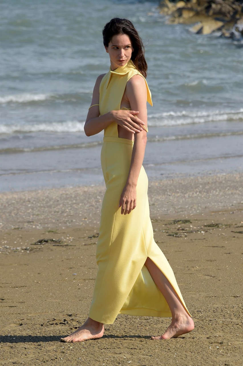 Katherine Waterston Photshoot 2020 Venice Film Festival