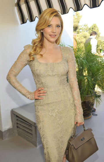 Katheryn Winnick Vanity Fair Celebrate Bafta Awards Chateau Marmont Los Angeles