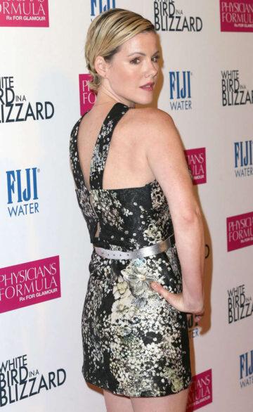 Kathleen Robertson White Bird Blizzard Premiere Los Angeles