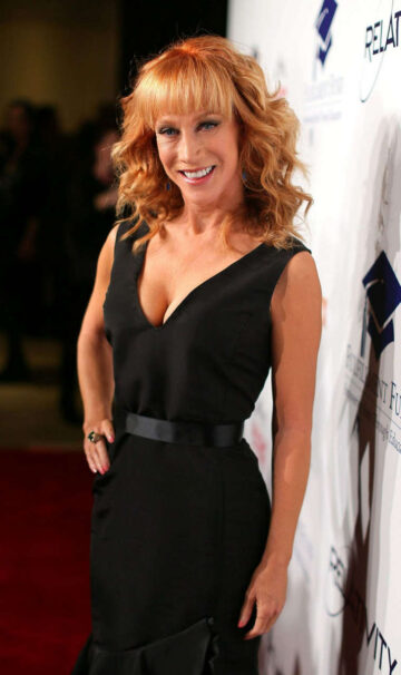 Kathy Griffin 20th Annual Fulfillment Fund Stars Benefit Gala Beverly Hills