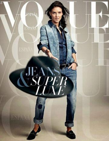 Kati Nescher Vogue Magazine Spain November 2014 Issue