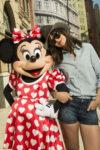 Katie Holmes Daiosy Dukes Walt Disney World Resort Florida