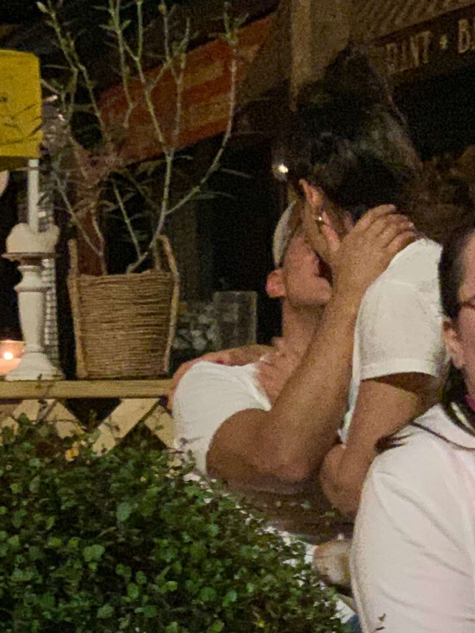 Katie Holmes Emilio Vitolo Out Kissing New York