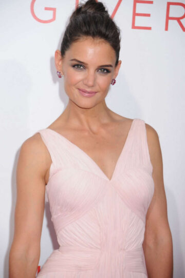 Katie Holmes Giver Premiere New York