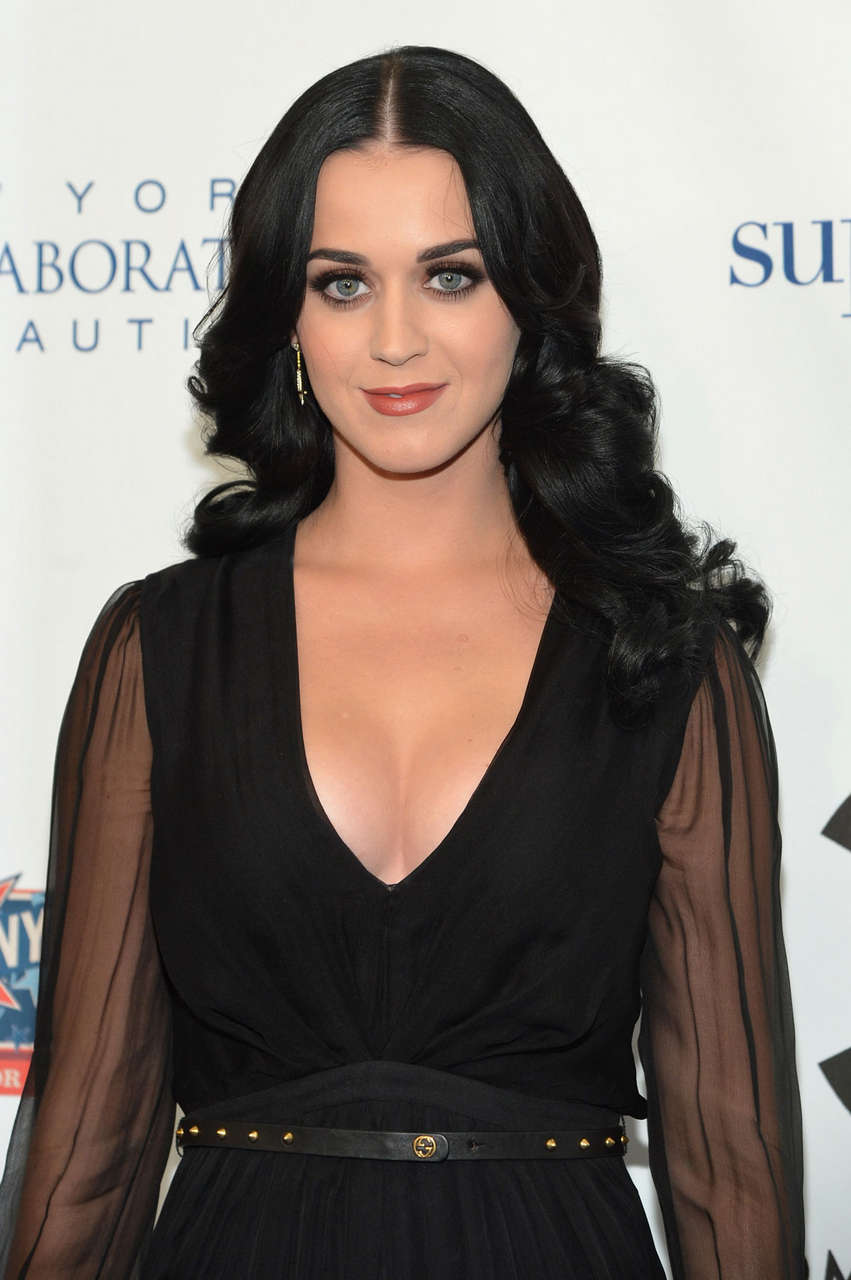 Katy Perry Night Too Many Stars Autism Event New York