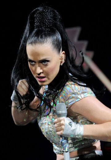 Katy Perry Performs Radio 1s Big Weekend Glasgow