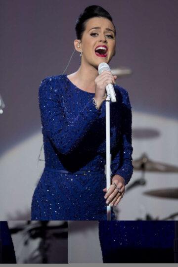 Katy Perry Performs White House Washington Dc