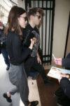 Keira Knightley Shopping Chanel Store Paris