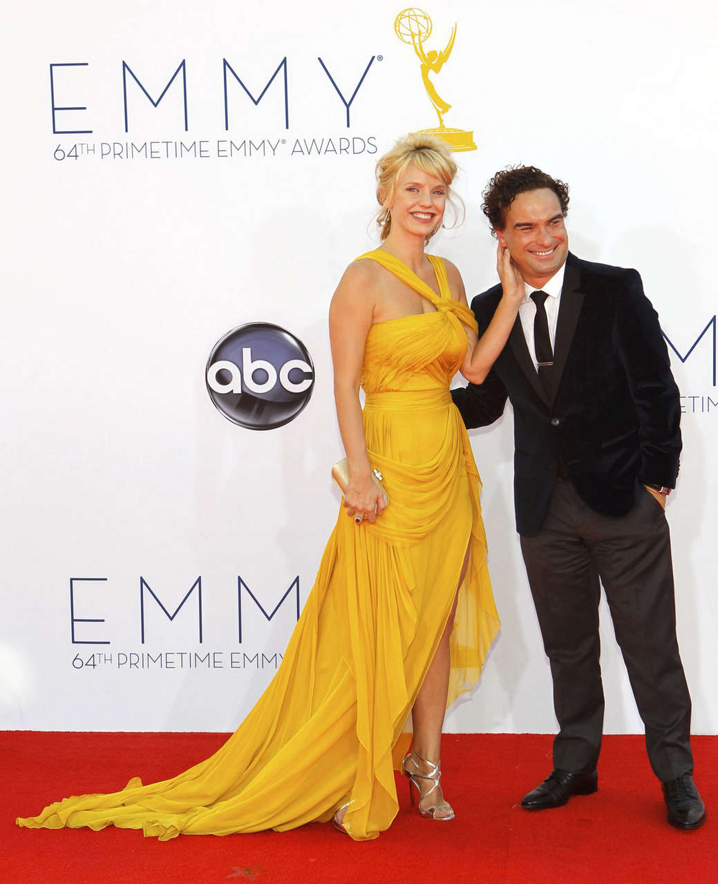 Kelli Garner 64th Primetime Emmy Awards Los Angeles