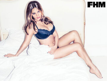 Kelly Brook Fhm Magazine October 2012 Issue