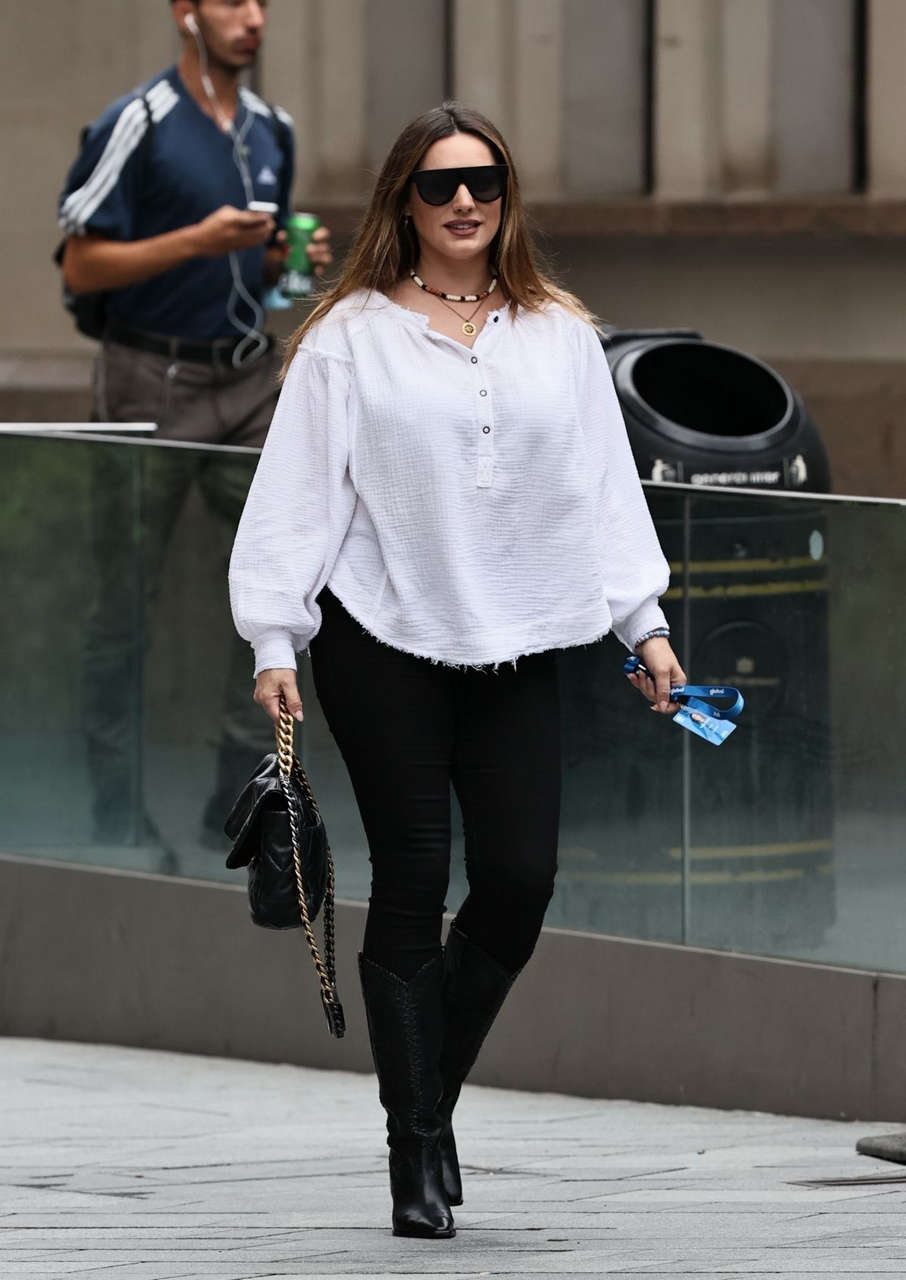 Kelly Brook Out London