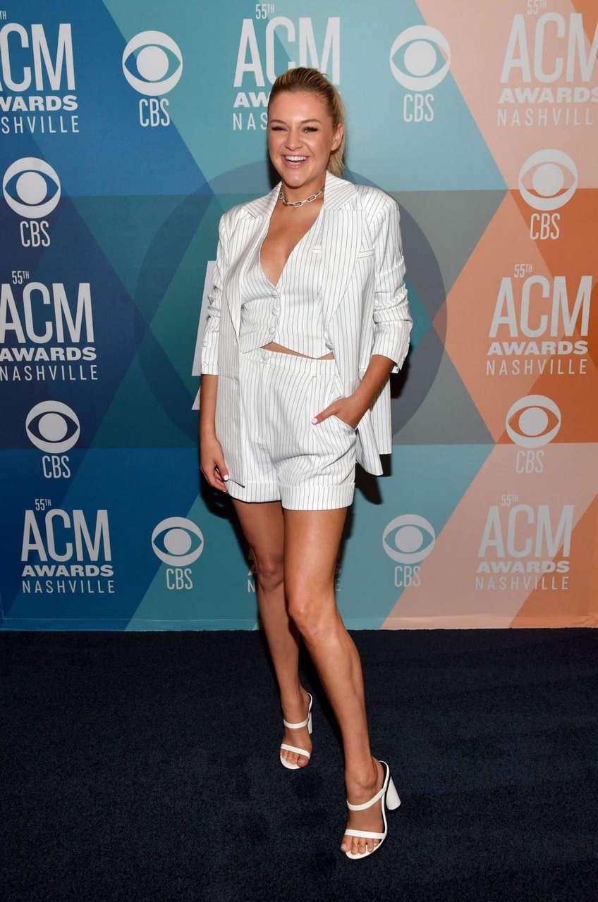 Kelsea Ballerini Virtual Radio Row 55th Acm Awards Nashville