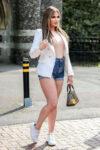 Kelsey Stratford Set Of Towie Essex