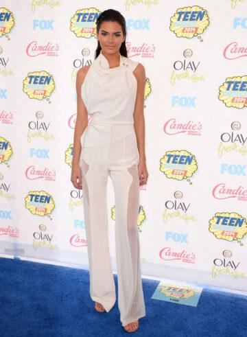 Kendall Jenner Teen Choice Awards 2014 Los Angeles