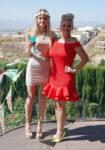 Kerry Katona Lilly Sue Mcfadden Holiday Spain