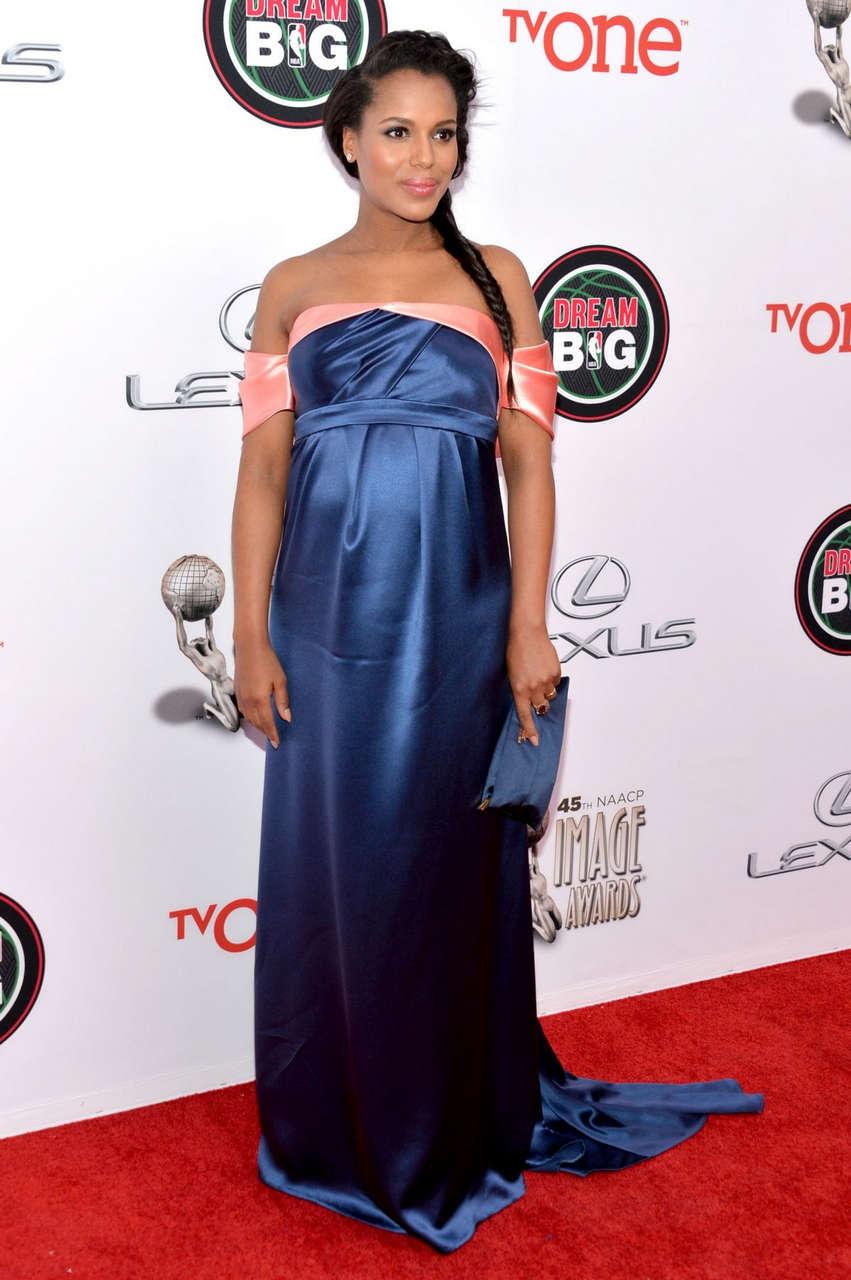 Kerry Washington 45th Naacp Image Awards Pasadena