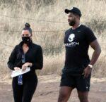 Khloe Kardashian Tristan Thompson Set Lkuwtk Malibu Hills