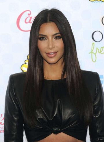 Kim Kardashian Teen Choice Awards 2014 Los Angeles