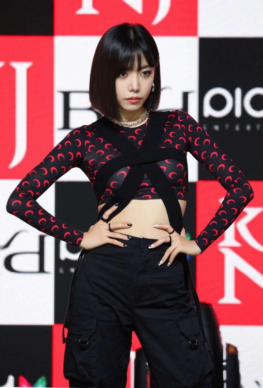 Kim Nam Joo 1st Single Album Bird Media Showcase