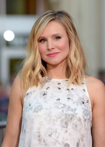 Kristen Bell This Is Where I Leave You Premiere Hollywood