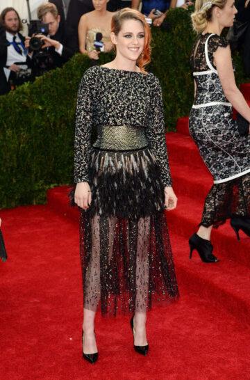 Kristen Stewart Met Gala 2014 New York
