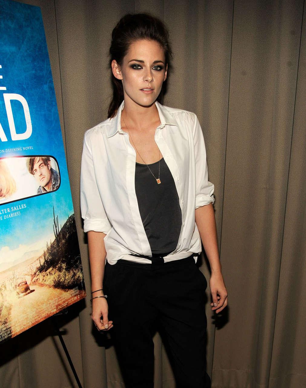 Kristen Stewart Road Screening New York