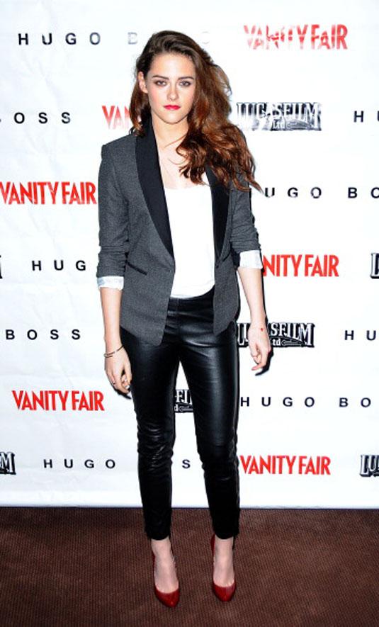Kristen Stewart Road Screening San Francisco