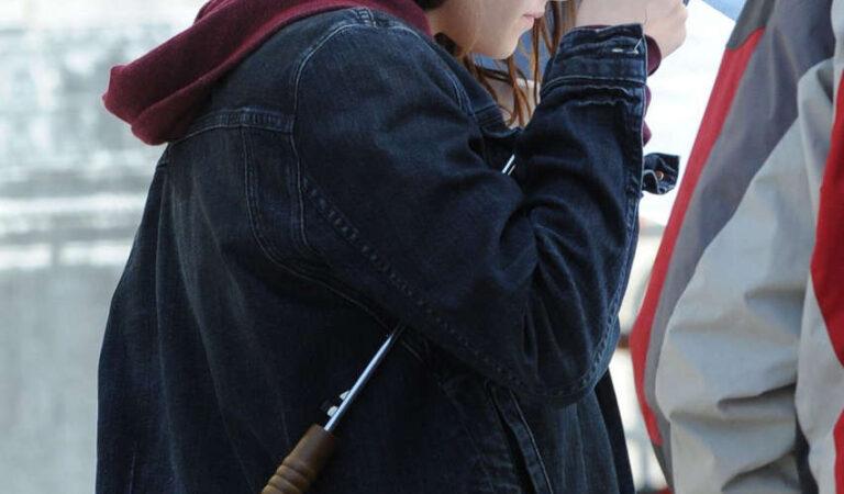 Kristen Stewart Set Od Still Alice New York (13 photos)